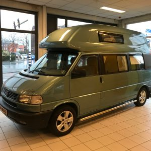 VW T4 CALIFORNIA EXCLUSIVE 2.5 TDI 2003